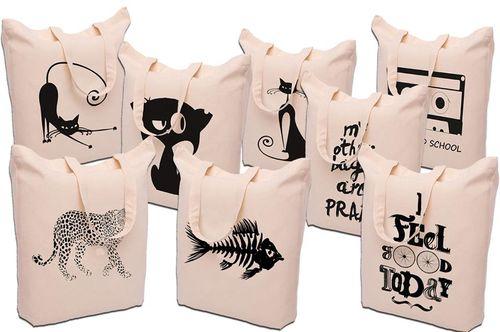 borsa tela personalizzata