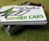 TESSERE PVC  - CARDS